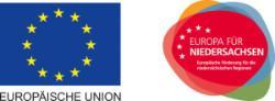 Funded by EU für Niedersachsen Logo