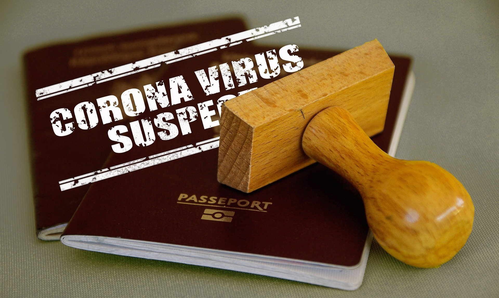 corona virus suspended passwort