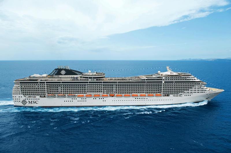 28 Night Repositioning Cruise on MSC Splendida leaving 30 ...