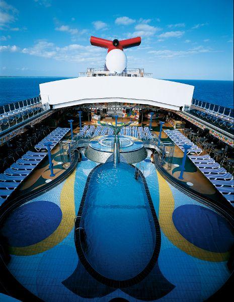 Carnival Spirit Pool