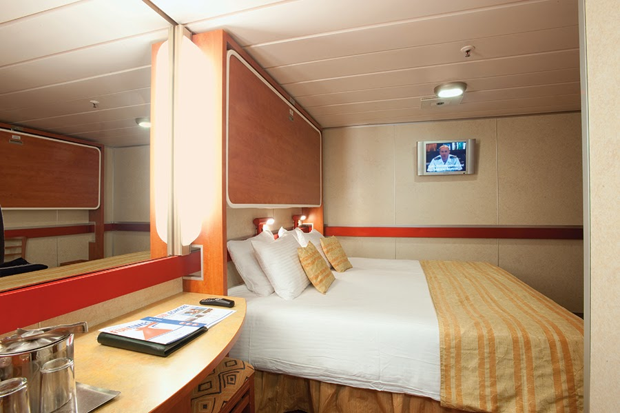 Carnival Fascination Interior