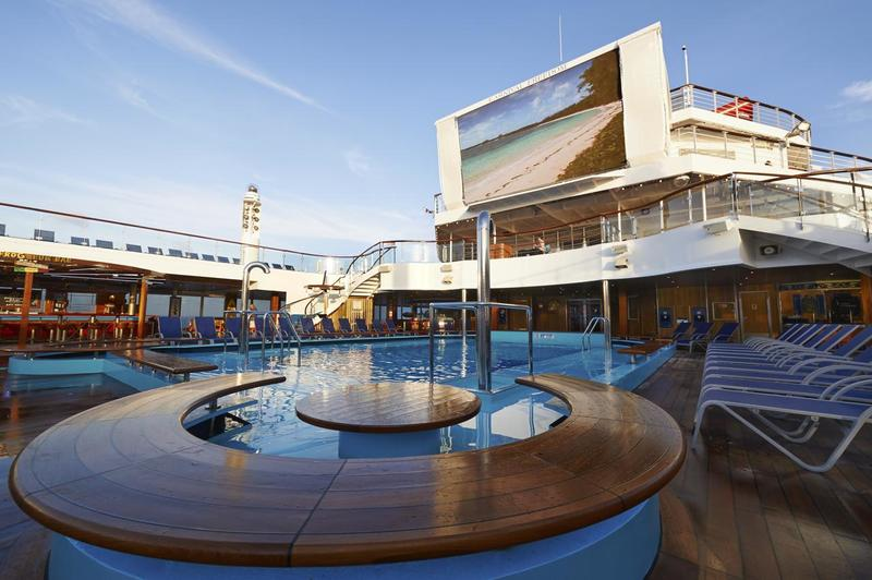 Carnival Freedom Pool