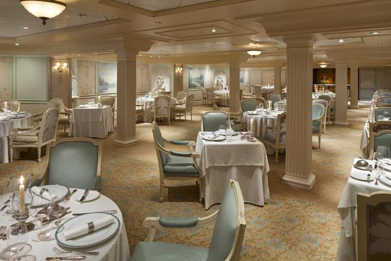 Celebrity Millennium Restaurant Olympic