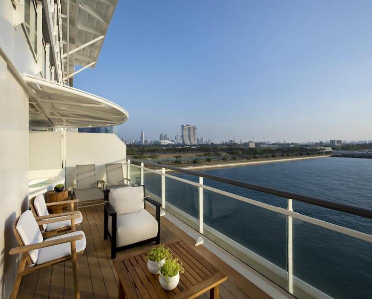 Celebrity Millennium Balcony Royal Suite