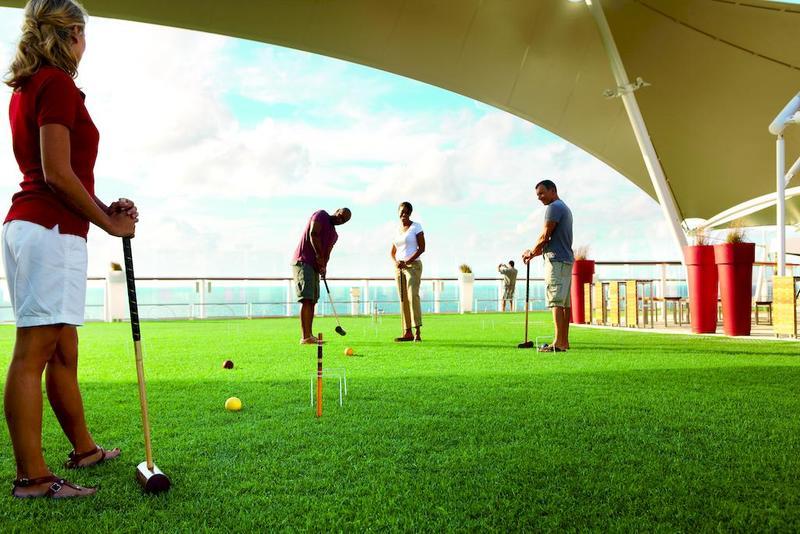 Celebrity Reflection Golf