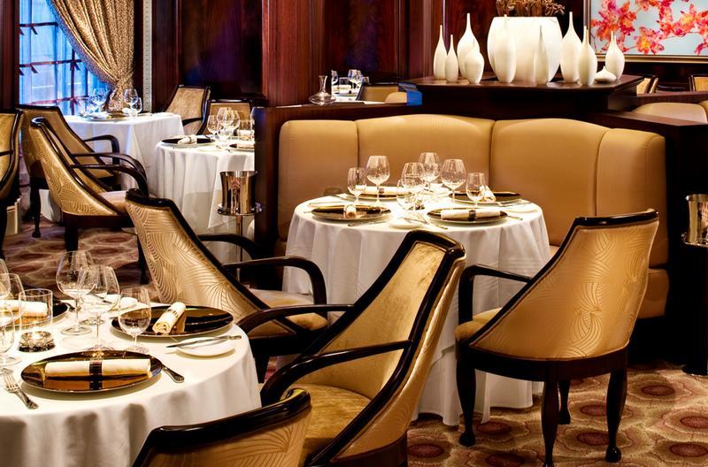 Celebrity Reflection Murano Restaurant