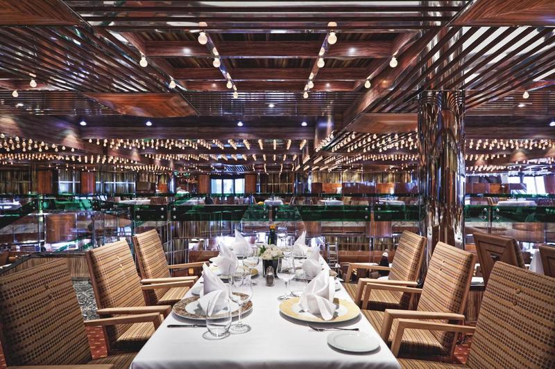 Costa Fascinosa Gattopardo Restaurant