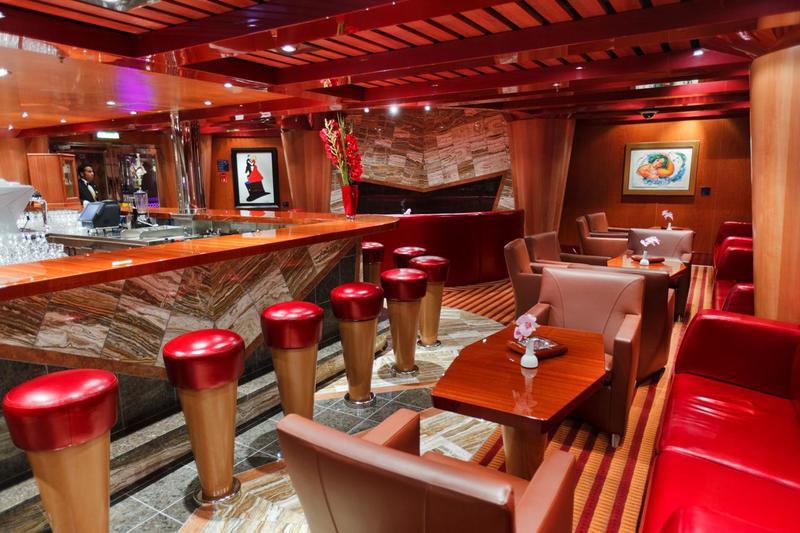 Costa Favolosa Bar Classico Montespan