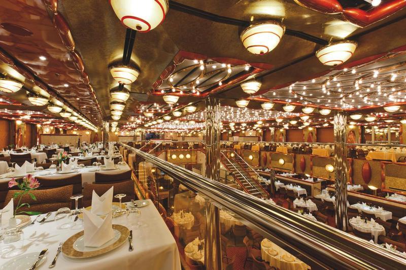 Costa Favolosa Restaurant Duca D'orleans