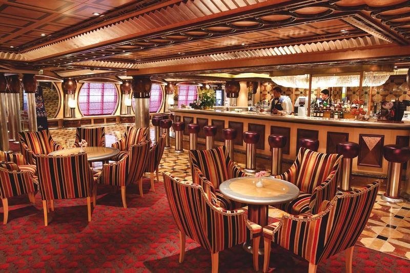 Costa Pacifica Bar