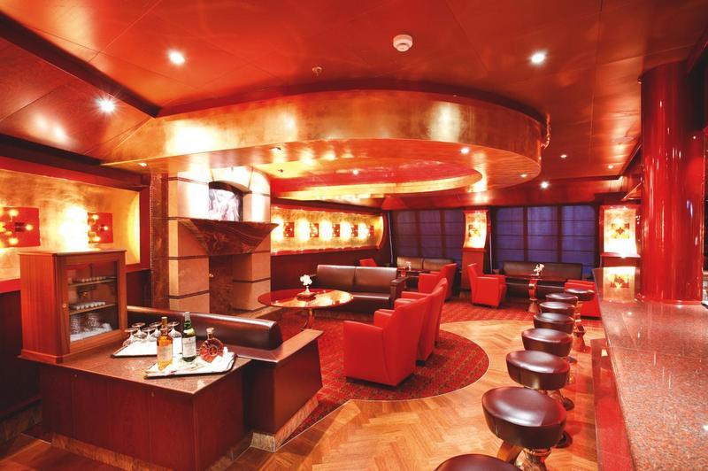 Costa Pacifica bar Classico Amapola