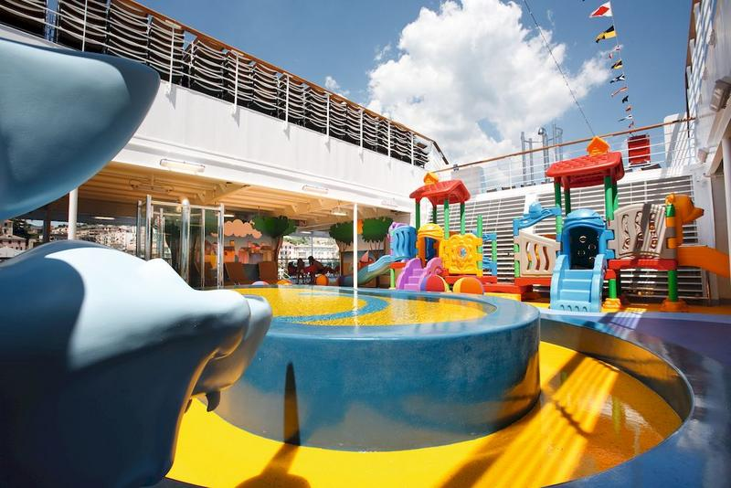 Costa Pacifica Kids Pool