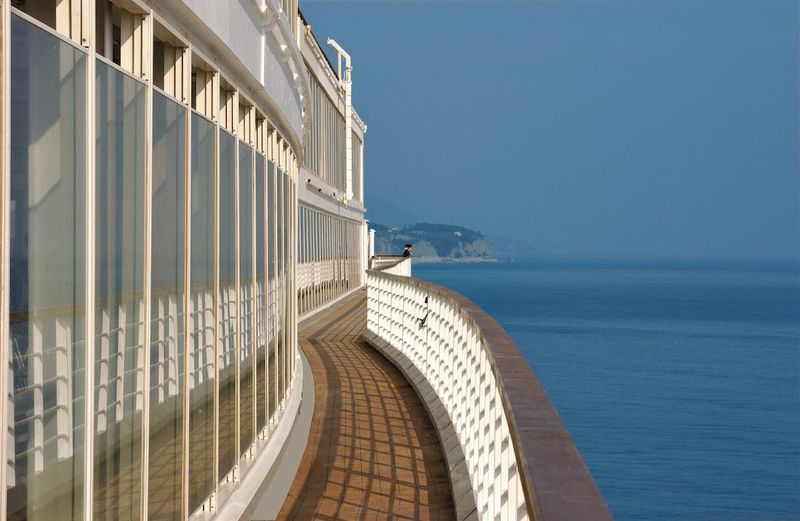 Costa Cruise Deck