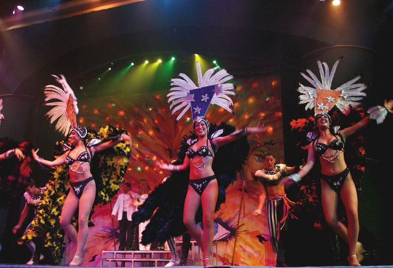 Costa Cruise Entertainment Show