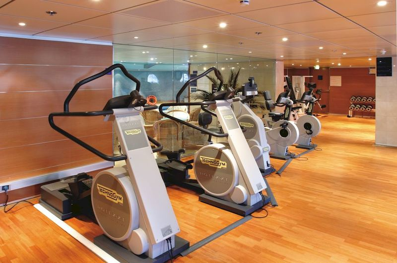 Costa Cruise Fitness