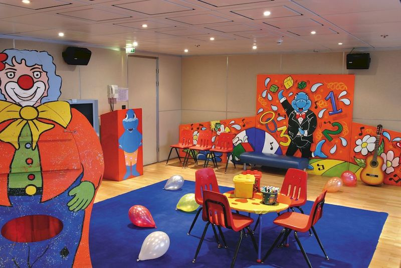 Costa Cruise Kids Activity