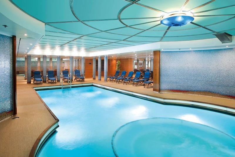 Costa Cruise Pool