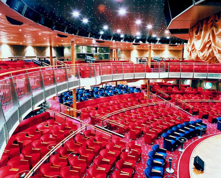 Costa Cruise Theatre