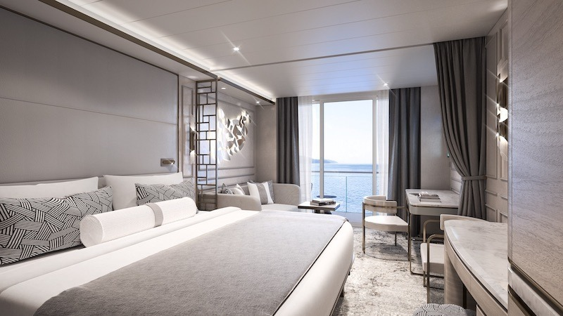 Crystal Endeavor Deluxe Suite