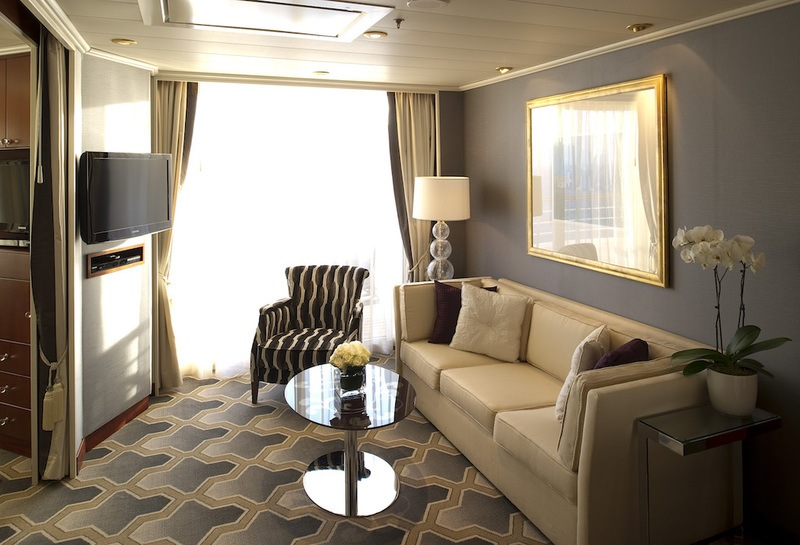 Crystal Serenity Suite