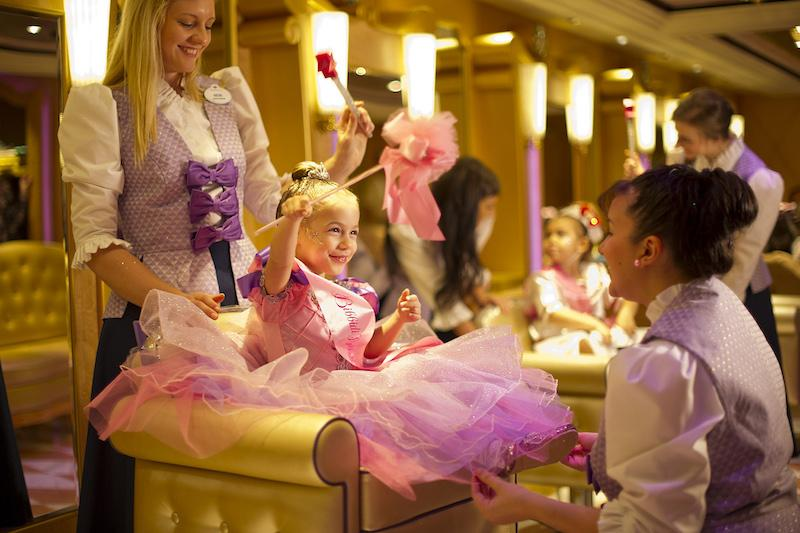 Disney Dream Kids Activity Bibbidi Bubbidi Boutique