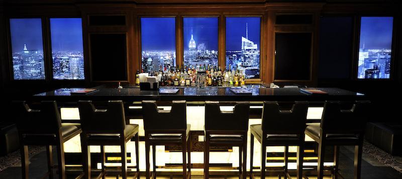 Disney Dream Bar The District Skyline
