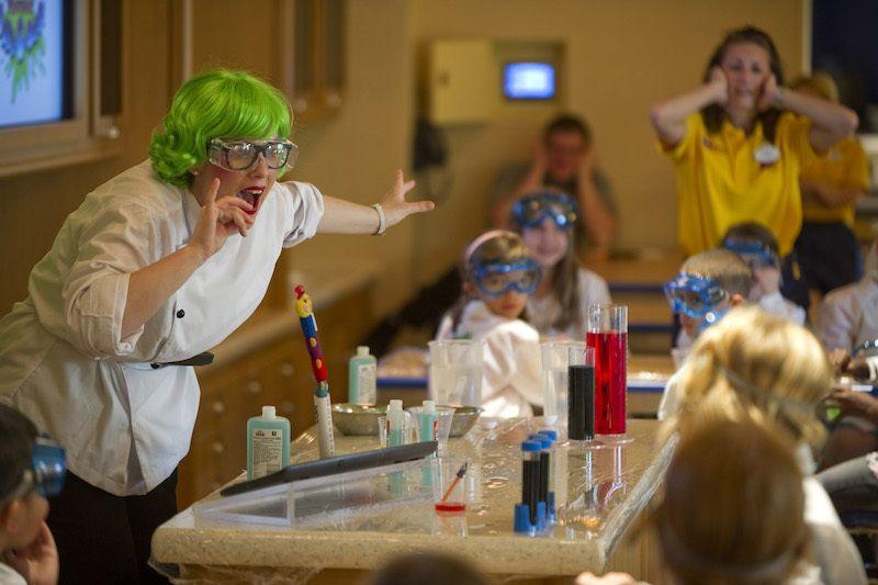 Disney Fantasy Entertainment Kids Activity Oceaneer Lab
