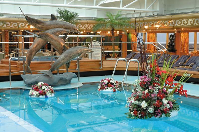 Westerdam Pool