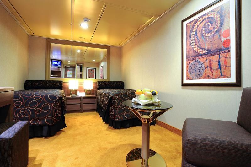 MSC Fantasia Interior