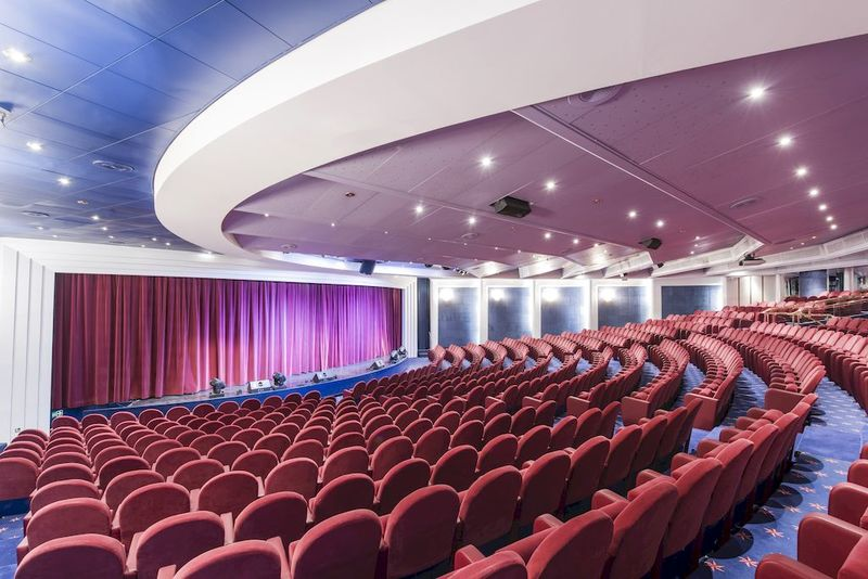 MSC Lirica Theater