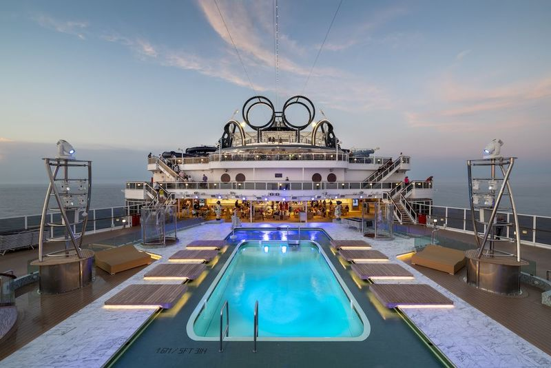 MSC Seaview Panorama Pool