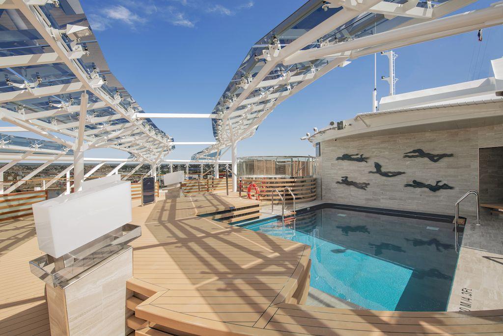 MSC Virtuosa MSC Yacht Club Pool