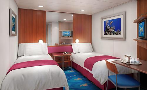 Norwegian Jade Interior