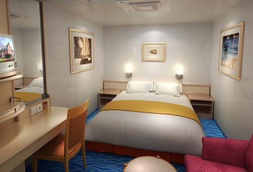 Norwegian Sky Interior