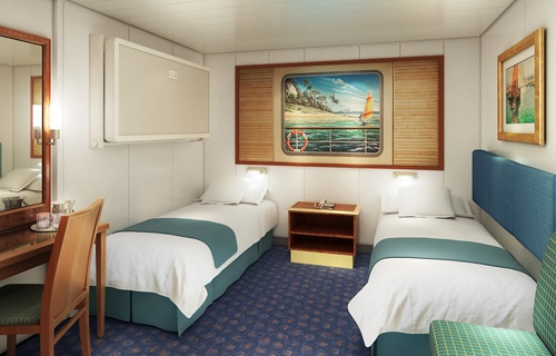 Norwegian Spirit Interior