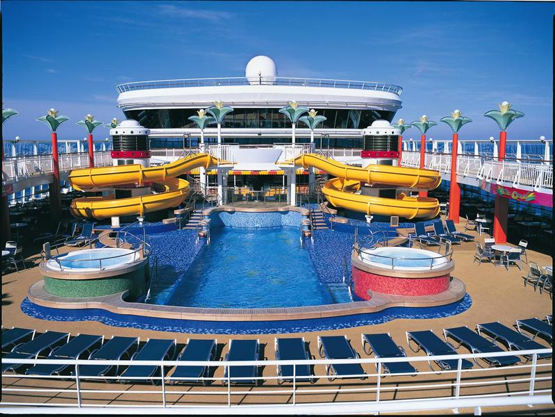 Norwegian Star Pool