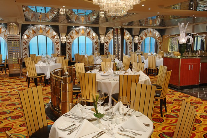 Norwegian Pride of America Skyline Main Dining Room