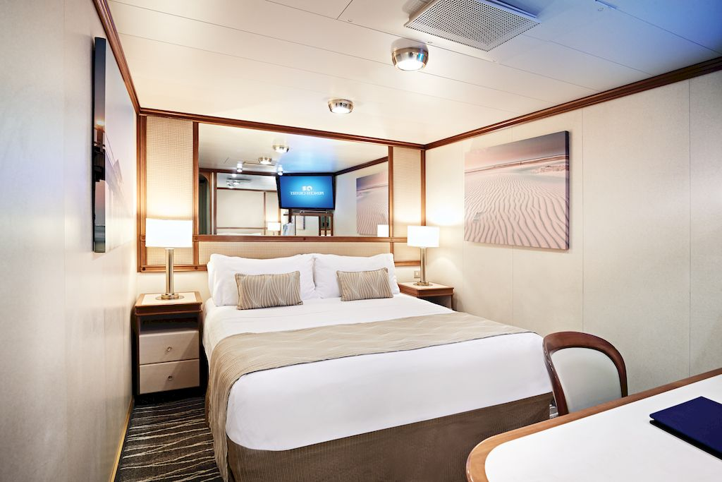 Diamond Princess Interior