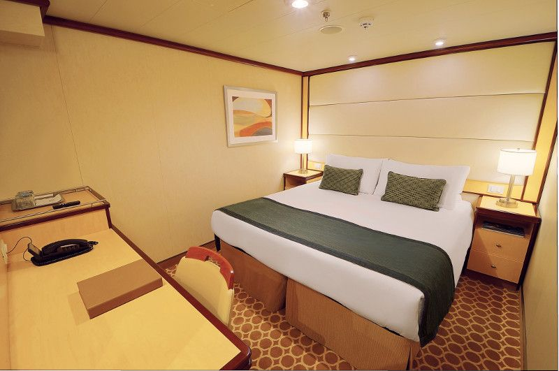 Regal Princess Interior Stateroom