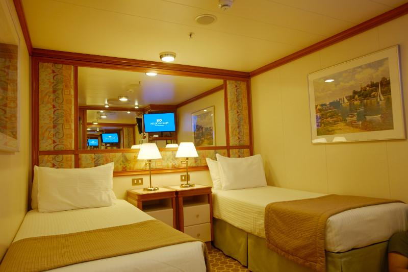 Sun Princess Interior Stateroom