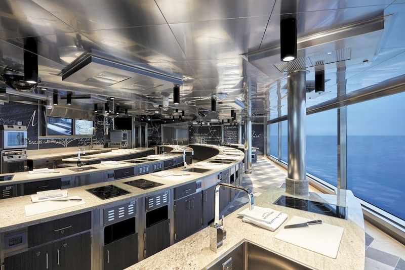 Seven Seas Explorer Cooking Class