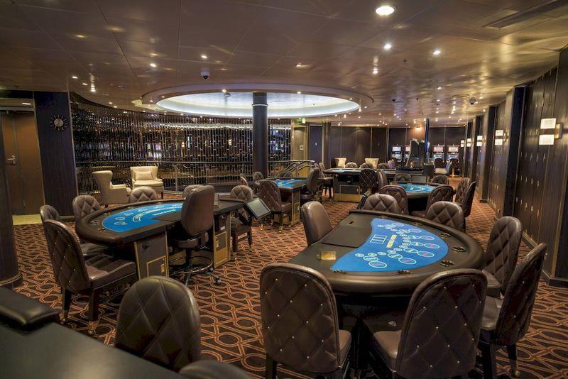 Seven Seas Mariner Casino