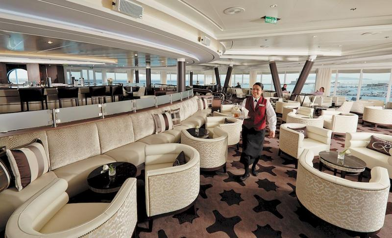 Seven Seas Mariner Observation Lounge