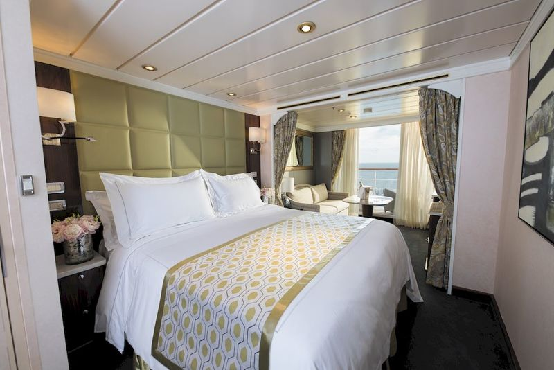 Seven Seas Mariner Concierge Suite