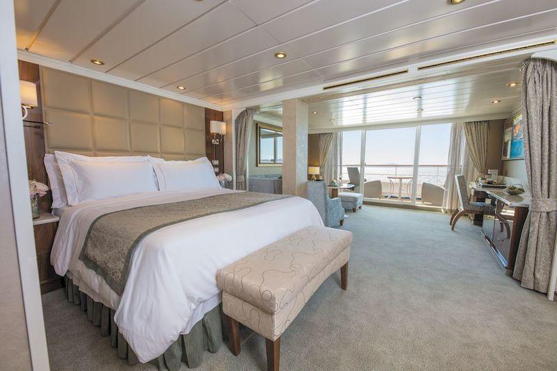 Seven Seas Mariner Penthouse Suite