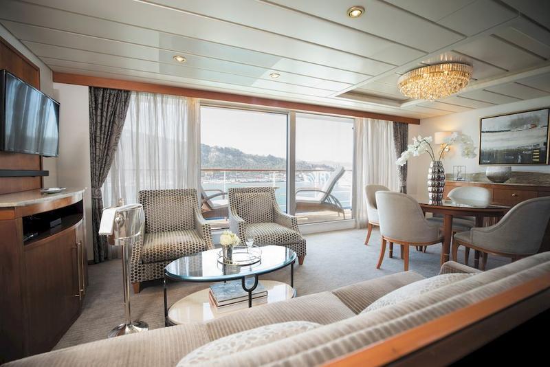Seven Seas Mariner Seven Seas Suite