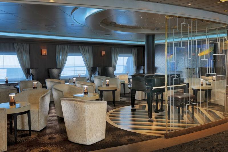 Seven Seas Navigator Navigator Lounge