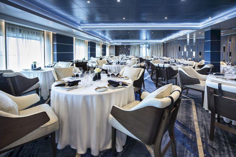 Seven Seas Navigator Prime 7 Restaurant