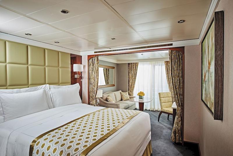 Seven Seas Navigator Concierge Suite