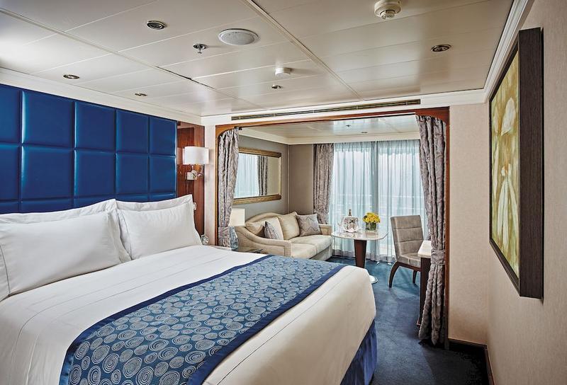 Seven Seas Navigator Deluxe Veranda Suite